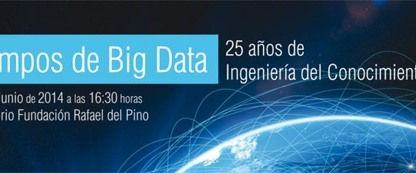 Tiempos de Big Data