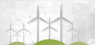 Mercado eléctrico eólico