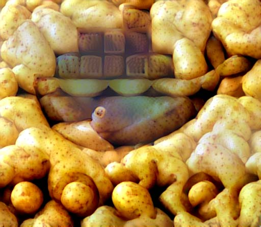 Patatas Docker