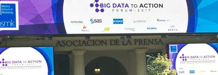 big data to actino