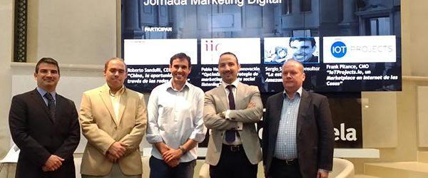 Jornada de Marketing digital