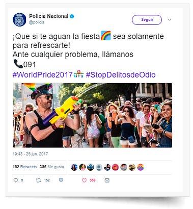 Tuit policia