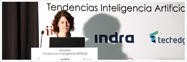 Jornada de tendencias en Inteligencia Artificial