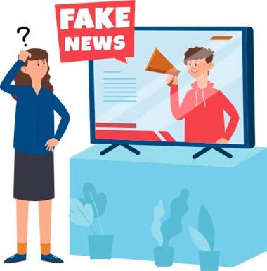news falsas
