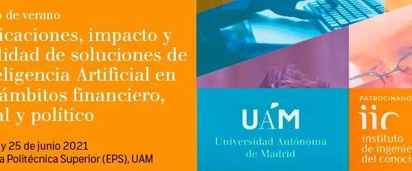 Curso de verano UAM 2021