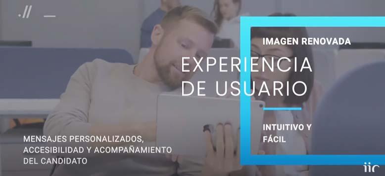 Experiencia de usuarios